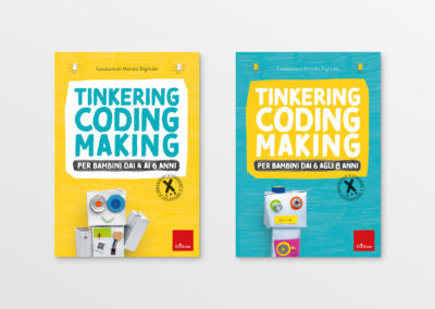Tinkering, coding, making